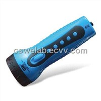 Small Size 4 LED Torch