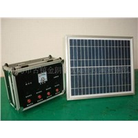 50W Solar Energy Portable Generator/Power Source