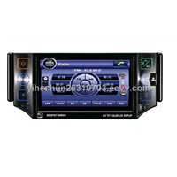 5-inch Digital Touch Screen 1 DIN In-Dash Car DVD Player