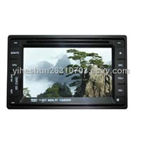 "6.2"" Digital-Screen 2 DIN In-Dash Car DVD"