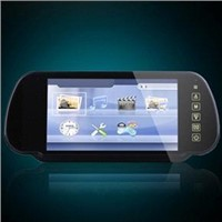 7 inch Car Rear View Mirror with TFT Monitor