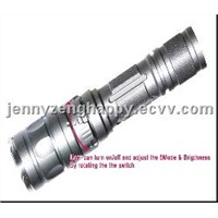 Asu Prime-001 Cree Xr-e r2 Led/Cree Xr-e r5 LED Flashlight