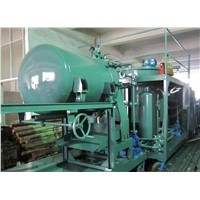 Advanced Engine Oil Purifier / Oil Recycling Machine