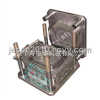 Aluminum Foil Food Container Moulds