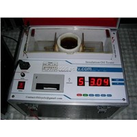 Transformer Oil Tester Breakdown Voltage Tester from China