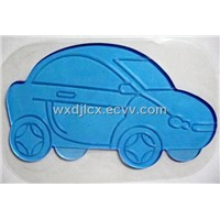Automobile anti-slip pad,anti-slip car pad, sticky pad, 140*75*2.5mm