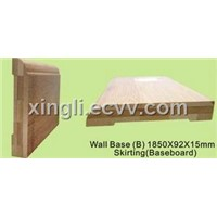 Bamboo Molding and Skirting