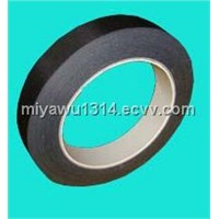 Black Anti-Flame Acetate Wrapping Tape