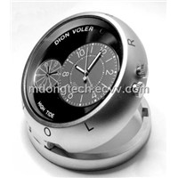 CCTV-Mini Clock DVR Spy Camera+Motion Detection (MDS-6782)
