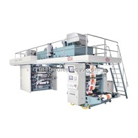 Central Impression Flexograhpic Printing Machine