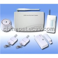 China Domestic Alarm Systems (PST-GSM-03)