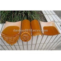 Chinese Roof Tiles of Antique Style