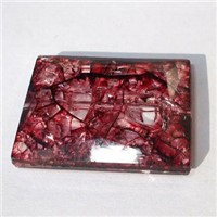 Crack Acrylic Beads (CAB038)