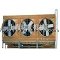 Cross Flow Super Mute of Square Cooling Tower