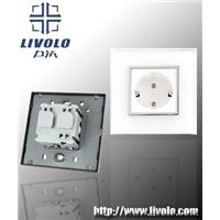 Crystal Glass Socket