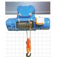DM & MD1 Electric Wire Rope Hoist