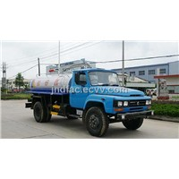 Dongfeng 140 Absorb-Feces Truck - 6000L