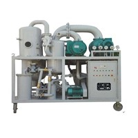 Double-Stage Vacuum Insulating Oil Purifier