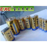 Dry Battery - DC AA AAA 9V size
