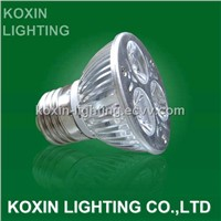 E27 3*2W Power LED Bulbs