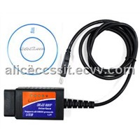 USB Auto Diagnostic Tool (ELM327)