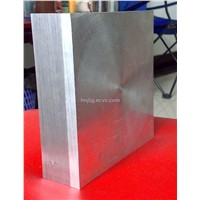 Explosive Welding of Steel Aluminum Block
