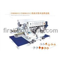 Glass Straight-Line Double Edging Machine (FSBM1212)