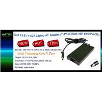 Dell 19.5V 4.62A Switching Laptop AC Charger