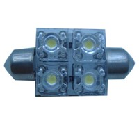 Festoon 4pcs Super Flux Light
