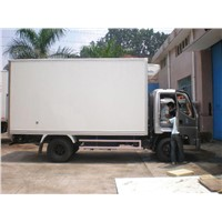 Freezer refrigeration Truck Body