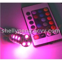 G4 LED Light -G4-18x5050SMD Colour Changing