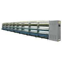 Gold & Silver Yarn Covering Machine (HKV141H)