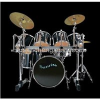 High-Grade 7-PC Drum Set (PVC)