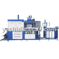 High Speed Automatic Vacuum Forming Machine