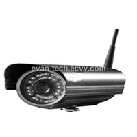 IR 40m Wireless IP Camera/WiFi Camera/Wireless CCTV Camera