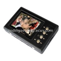 "JD-DR5001 2.5"" TFT Portable Mini DVR Receiver"
