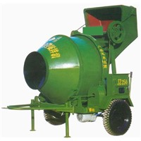 Portable Concrete Mixer (JZC250)