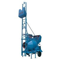 Mobile Concrete Mixer (JZC300)