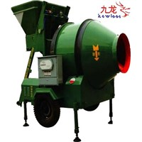 Electric Concrete Mixer (JZC350)