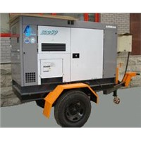 Japan Airman Soundproof Diesel Generator Set