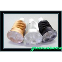 LED GU10 3X2W /LED Bulb Lamp/7W GU10/ LED Bulb/LEDLight!