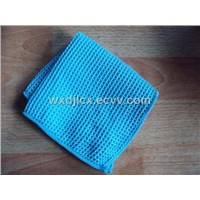 Microfiber Car Cleaning Cloth, Microfiber Mesh Cloth