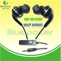 Mobile Phone Stereo Wired Earphone (EAR-664)