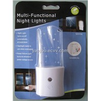 Multi-Function LED Night Light