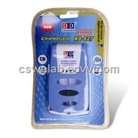 Ni-Cd/Ni-Mh Battery Charger with Auto Cut off Function