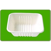 One Time Use Decomposable Bagasse Party Ware
