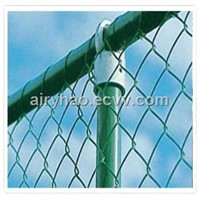 PVC Chain Link Fence (YZ-02)