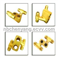 Precision Steel Valve Casting and CNC Machining Part