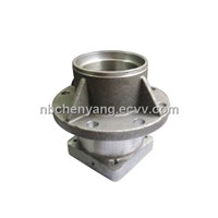 Precision Steel Valve Casting in Machining Parts