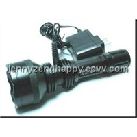 Ssc p7 LED Flashlight